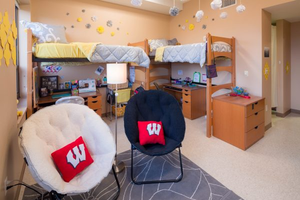 Best Room Contest finalists' room in Smith