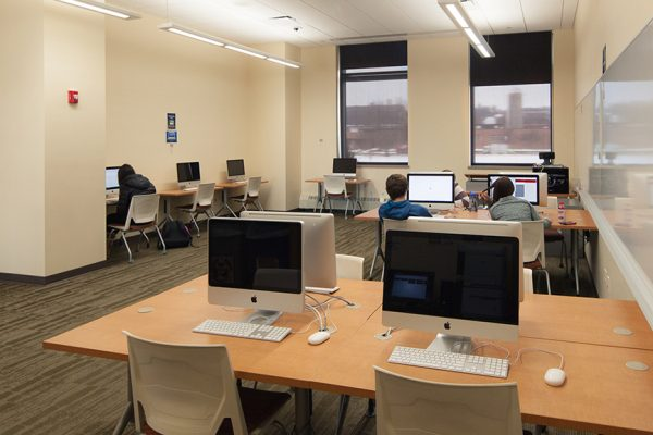Dejope Hall Technology Learning Center
