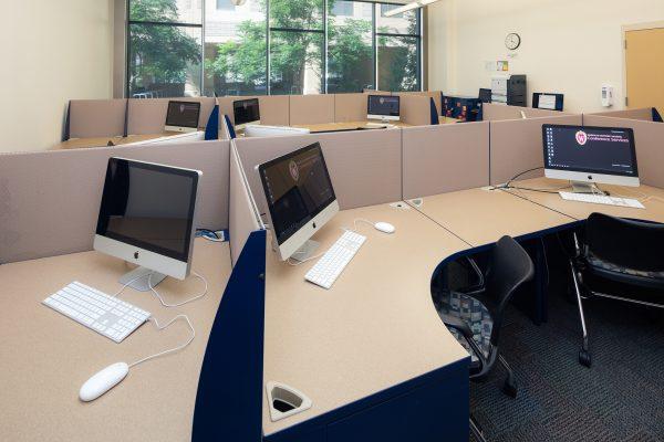 Ogg Hall technology learning center