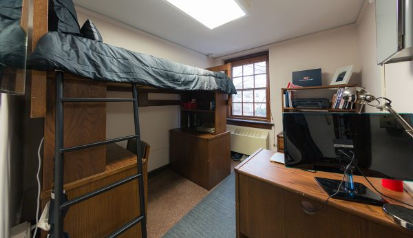 Best Room Contest finalist in Adams Hall