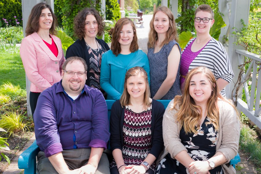 2017 Conference Services Staff