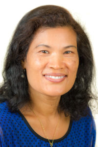 Lalita Bajracharya Portrait