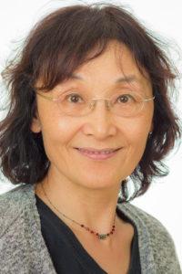 Wonhee Chung Portrait