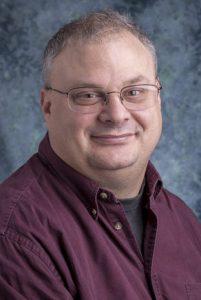 Bret Larget portrait