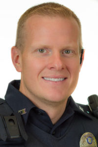 Officer Terry Evans Portrait