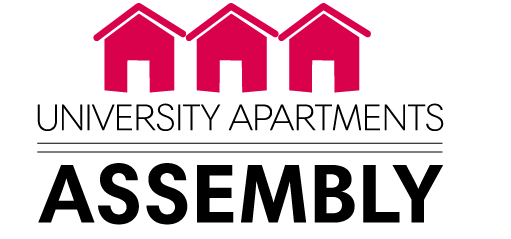 University Apartments Assembly Logo